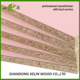 Melamine Faced PVC Edge Veneer Laminated Particle Board for Furniture Such as Cabinet Doors From Shandong Kelin Wood Co., Ltd
