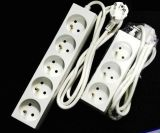 """19"""" 3 Way French Extension PDU Socket"""