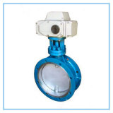 Electric Vent Butterfly Valve
