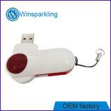 Plastic New Twist USB Flash Disk, Pen Drive, USB Stick