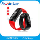 Fitness Tracker Blood Pressure Oximeter Pedometer Heart Rate Smart Wristband