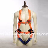 High Quality Safety Harness and Rope Lanyard Safety Belt Ni Guangzhou