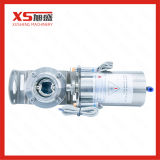 Stainless Steel Sanitary Shut off Valves with Limit Switch