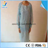 Medical Surgical Equipments Waterproof Disposable Gowns CPE Gown