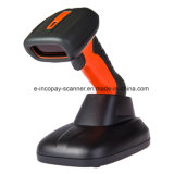 Icp-E1205 Wireless 1d CCD Industrial Rugged Barcode Scanner for Industry/Commerce/Medical with Ce/FCC/RoHS