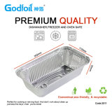 Offer Disposable Aluminum Foil Container/Foil Tray/Foil Box with Lid From Godfoil