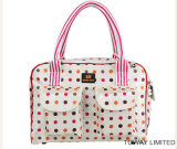 Fashion Dots Outdoor Dog Carrier Portable Pet Supply Pet Bags