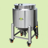 Mzh-S Cosmetic Food Special Liquid Powder 304/316 Stainless Steel Storage Tank