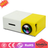 Best 1080P Home Theater Mini Portable HD LED Pico Projector for Family Kids Gift