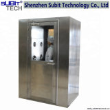 Single User Stainless Steel Air Shower Clean Room