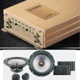 Car Auto Audio Amplifier Speaker
