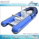 Baltic Rib 390 A 6 Person PVC Inflatable Rigid Boat Yachts Boats with Prices