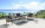 Patio Resin Wicker Outdoor Sofa Set