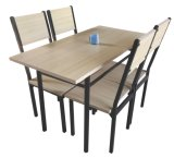 Cheap 38 Round Bistro Table Set Small Kitchen Tables Sets Patio Table Set for Party and Wedding