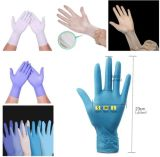 Black Nitryl Protective Prices Work PE Plastic Malaysia Examination Rubber Vinyl Hand Safety Disposable Latex Nitrile Gloves