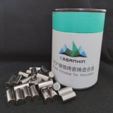 Nickel Chrome Dental Alloy for Casting Porcelain Dental Purpose Without Beryllium