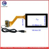 """5.5"""" Plug-and-Play PRO Capacitive Touchscreen Panel with USB Interface"""
