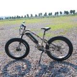 26 Inch Fat Tire Electric Bike Snow Beach Cruiser Electrical Bicycle Raptor 1000