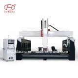 Cheap CNC Machine 5 Axis, 5-Axis CNC Machine, 5 Axis CNC Wood Carving Machine Price