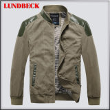 New Arrived Polyester Jacket for Men Winter Coat