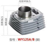 Motorcycle Spare Parts Motorcycle Cylinder for Wy125A/B