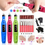 Hot Selling Mini Electric Nail Drill Machine Nail Art Polish Grinding Manicure Tool