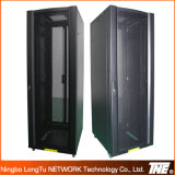 Network Cabinet with Unique Drawing