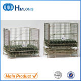 Heavy Duty Collapsible Wire Mesh Container