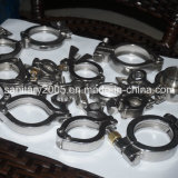 Stainless Steel High Pressure Heavy Duty Clamp