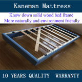 Knock Down Cheap Solid Wood Bed Frame