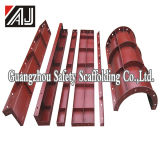 Long Lifespan Steel Construction Formwork System for Concrete Casting