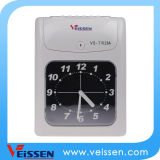 Hot Sale Punching Time Clock with Hard Button Keys