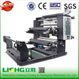 Roll to Roll Kraft Paper Flexo Printing Machine High Speed