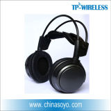 Multiple Wireless Headphone Solution to Silent Disco Party