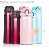 Hot New Design Stainless Steel Insulated Flask Wiht Lock Catch