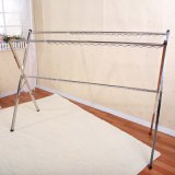 Stainless Steel X Clothes Dryer W108-1