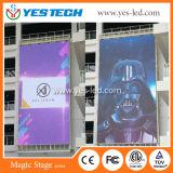 Indonesia Click Square 350 Sqm Large Fixed Outdoor LED Screen