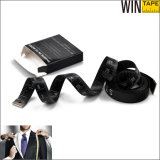 150cm/60inch Personal Custom Fashionable Black Tailor Tape Measure for Promotion