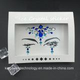 Gemstones Face Rhinestones Forehead Jewelry Body Jewelry Stickers