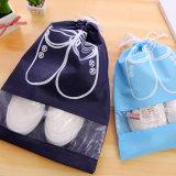 Wholesale Promotional Drawstring Shoe Dust Bag