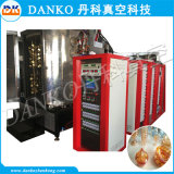PVD Vacuum Metallizing Coating Machine for Glass Products