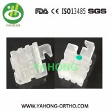 Orthodontic Ceramic Brackets - Slot Base Transparent Ceramic Brackets