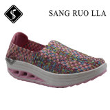 Best Selling Wholesale Ladies Woven Shoes