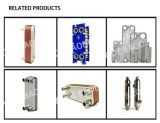 Copper Brazed Plate Heat Exchanger for Marine Oil Cooler