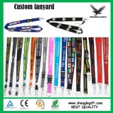 Promotional Logo Printed Custom Neck Lanyard