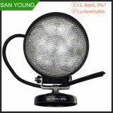 Auto Cheap LED Working Light Truck Tractors Working Use 4 Inch 18W LED Work Light