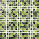 2017 Eco-Friendly Solid Wall Mosaic Tile Price for TV Background