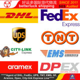 United Kingdom Express Courier Air Freight Service from China TNT EMS UPS DHL FedEx agency