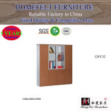 Modern Style MFC Board Wooden Office Furniture File Cabinet
