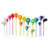 Low Price 3.5mm Smile Earphone in Ear Headphones Wired Earphones